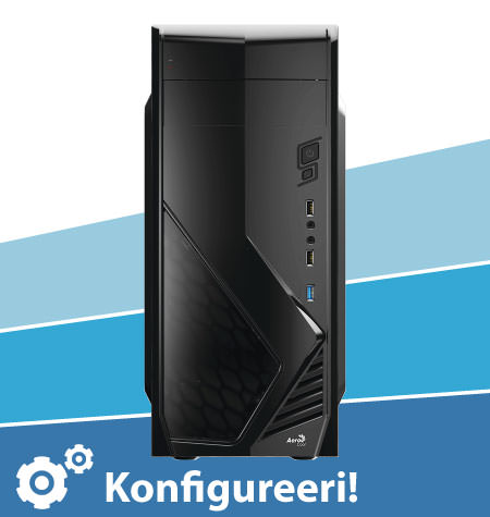 Digikas KS-27-89: Intel Pentium G5400, s1151, H310, 8GB, Intel video, SSD 240GB, ATX, 400W, BOX Cooler, no OS