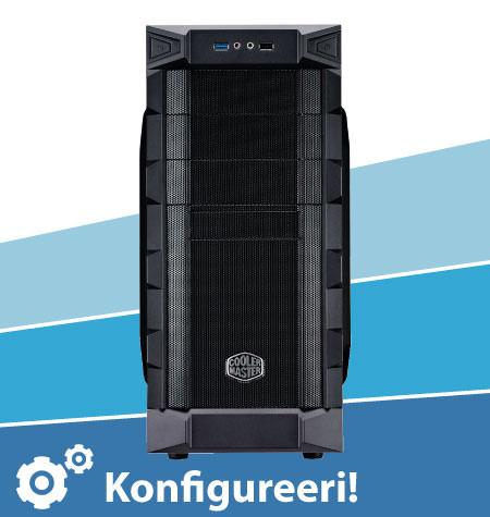 Digikas PQ-27-2224: Intel Core I9-7900X, s1151, X299, 8GB, Quadro P4000 8GB, SSD 240GB, ATX, 800W, Улучшеный кулер, без OS